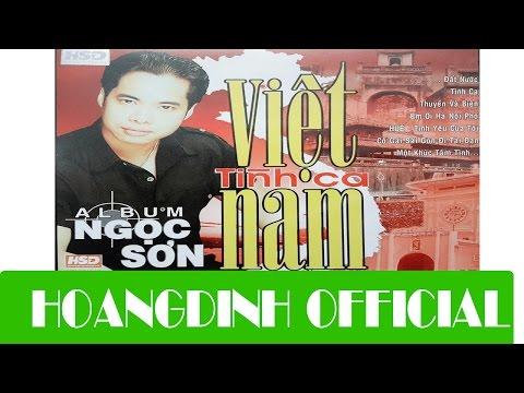 NGOC SON - CO GAI SAI GON DI TAI DAN [AUDIO/HOANGDINH OFFICIAL] | Album TINH CA VIET NAM