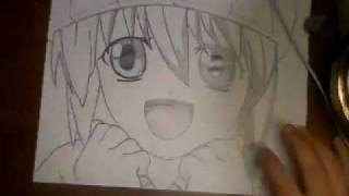 Elfen Lied Drawing Lucy