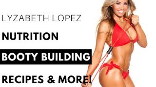 Booty Building, Nutrition, Recipes & More! (trailer)