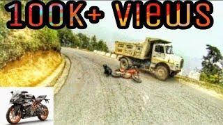 KTM Bikes deadliest accident in nepal | ktm bikes nepal| bike crash|