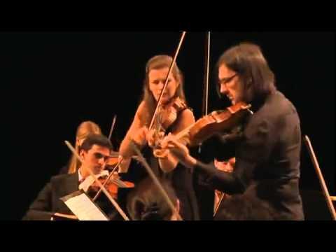 Janine Jansen - Leonidas Kavakos Bach Double Concerto D minor