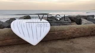 2018 VESL Surf Series 8'10 SUP - Churches, CA