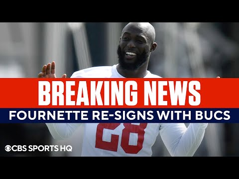 BREAKING: Bucs Retain ALL 22 Super Bowl Starters by Re-signing Leonard Fournette   CBS Sports HQ