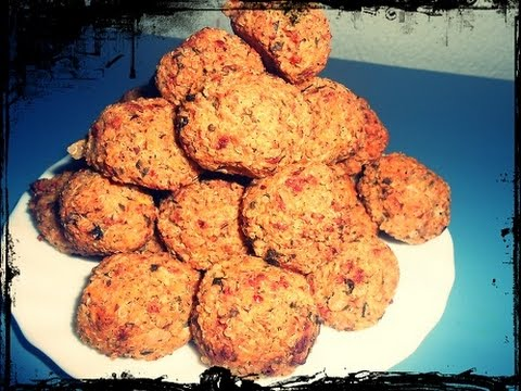[Cooking Monday #107] Quinoa-Pumpkin-Balls ︱ lecker︱ clean︱vielseitig︱Snack