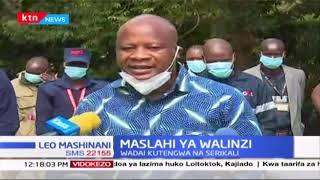 Walinzi waeleza masikitiko yao Eldoret