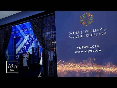 Doha Jewellery & Watches Exhibition 2019
