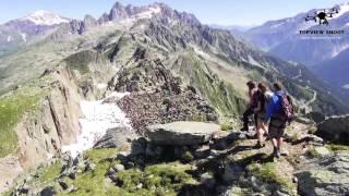 Topview Shoot - Video drone -Spot pub TV Savoie Mont blanc