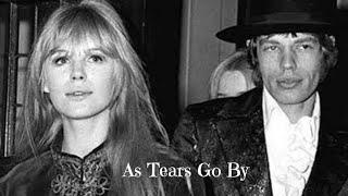 As Tears Go By - Marianne Faithfull  (intro by Mick Jagger) #nikkimurray