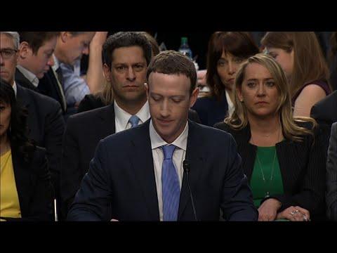 Highlights: Zuckerberg vs. Senate Committee