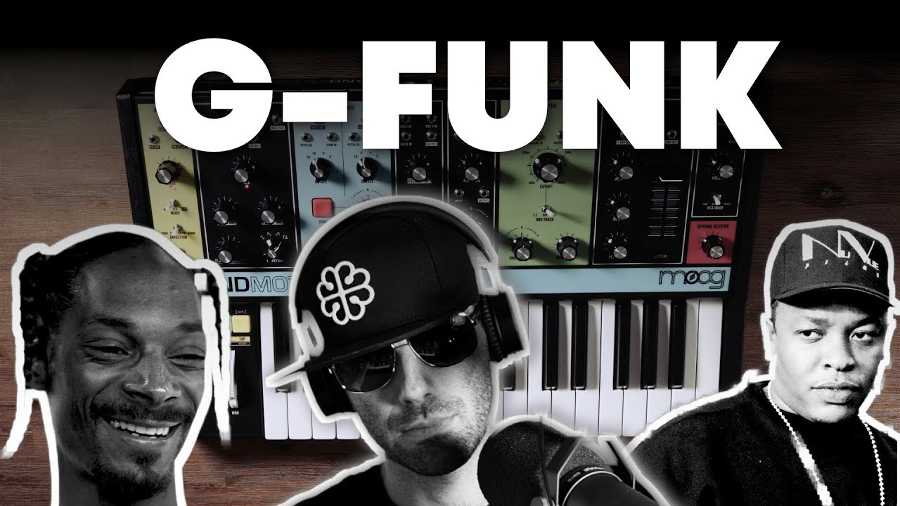 How to make the G-Funk West Coast whistle sound with Moog Grandmother