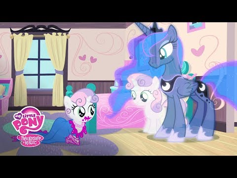 MLP: Friendship is Magic Season 4 - 'Sweetie Belle's Birthday Story' Official Clip