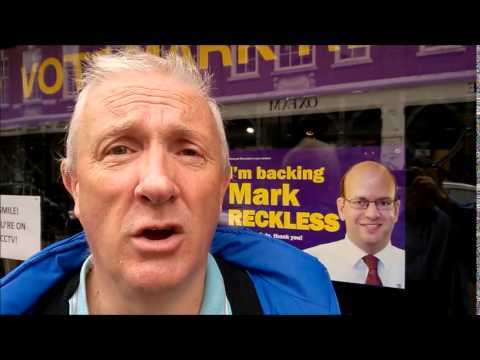 Brian Egan: I'm Backing Mark Reckless