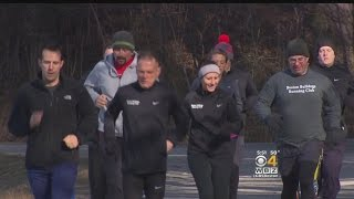 Running Club Helps Drug Addicts On Road To Recovery