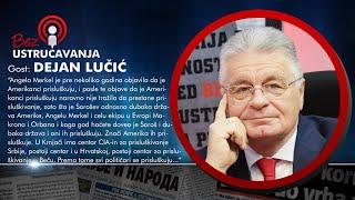 BEZ USTRUČAVANJA - Dejan Lučić: Vučić će optuziti Putina za prisluškivanje da bi priznao Kosovo!