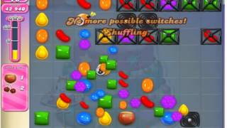 Candy Crush Level 205 Walkthrough Video & Cheats