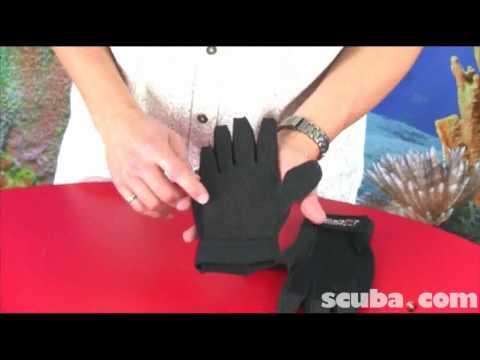 XS Scuba 2mm Bug Grabber Gloves Video Review