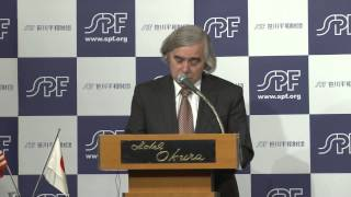Energy Secretary Moniz Speech: Importance of Action on Climate Change