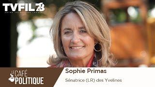 Le Café Politique n°32 – Sophie Primas, Sénatrice (LR) des Yvelines