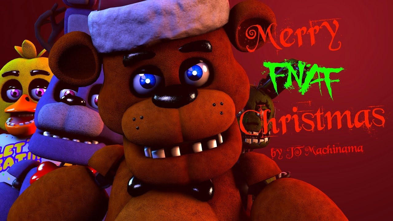 FNAF SFM SONG]Merry FNAF Christmas Song by JT Machinima - YouTube