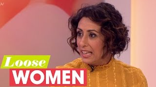 Saira Khan Opens Up About Avoiding Sex With Her Husband | Loose Women
