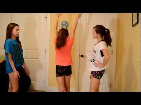 Hardest Gymnastics Skill On Floor Level 5 Gymnastics