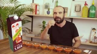 ¿Cuál es el mejor gazpacho envasado? | El Comidista