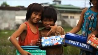 """Winner of 2012s Children's Peace Prize - Cris """"Kesz"""" Valdez"""