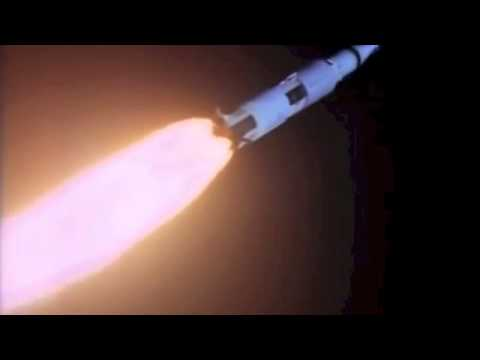 Saturn V Tribute and launch audio