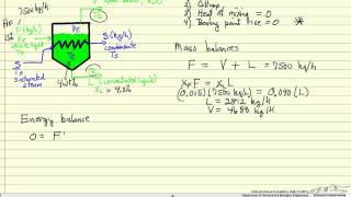 Baixar Single-Effect Evaporator: Heat Transfer Area