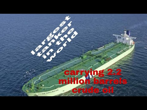 A quick tour onboard VLCC tanker ...