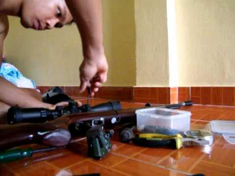 ประกอบปืนอัดลมเบอร์1