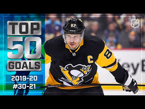 Top 50 Gorgeous Goals ... So Far: #30-21 | 2019-20 NHL Season