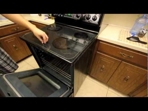 Surface Electric Oven Range Stop