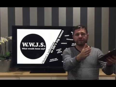 WWJS Video Blog 2 Fasting and Prayer