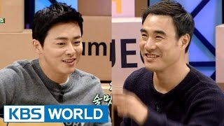 Happy Together - Cho JungSeok & Bae SeongWu Special (2015.10.29)