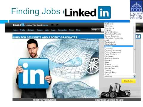 Job Searching with Social Media -- Career Services Presentation -- Dec. 2012