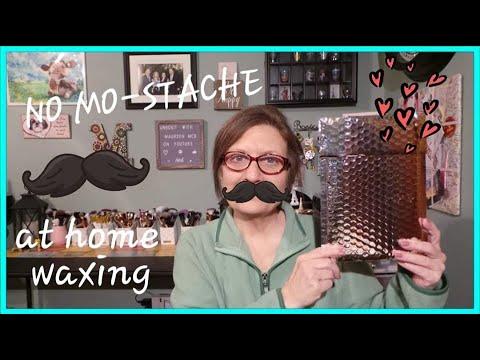 No Mo-Stache/No Mo-Unibrow At Home Waxing Kits - April 2020
