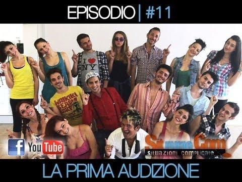 EPISODIO 11: LA PRIMA AUDIZIONE - con MANUEL FRATTINI