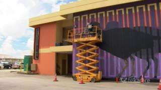 #FestPac2016: Māori street artists leave their mark in Guam