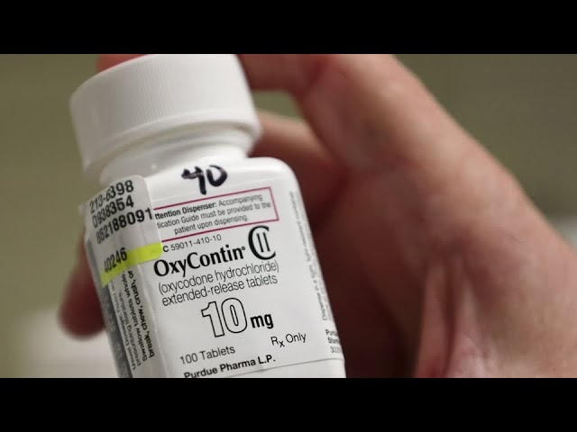 OxyContin maker Purdue to plead guilty over opioid practices
