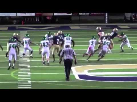 Otis Anderson Jr. RB [Elite] (University Christian) Jacksonville, FL 2017