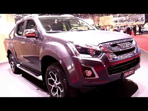 2017 Isuzu D Max Limited Luxury Features | Exterior and Interior | First Look HD