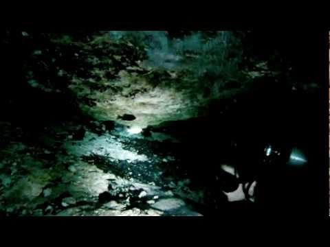 Ginnie Springs Cavern Dive 1