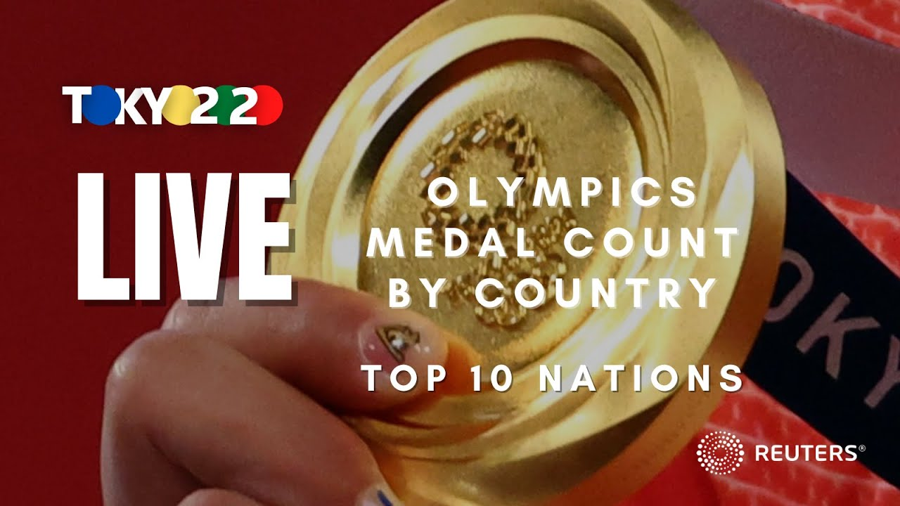 Olympics 2021: Live Updates, Medal Count, and News