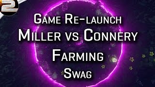 August Update: Game Re-launch, Miller VS Connery and Farming (Planetside 2)