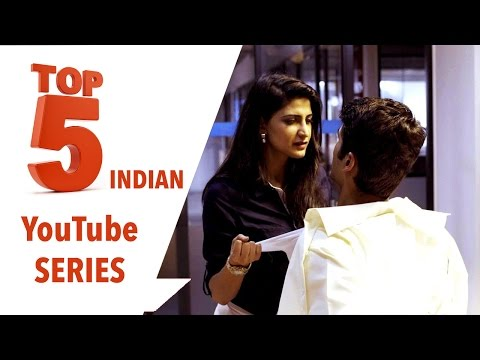 TOP 5 Indian YouTube Series | In my Opinion