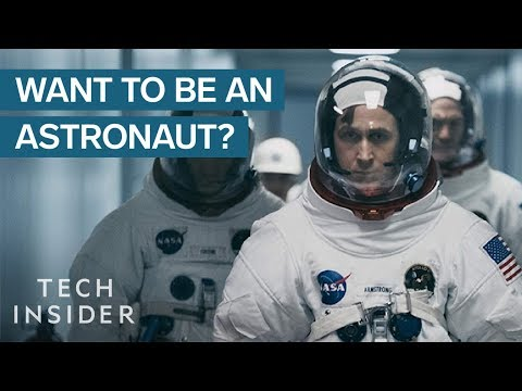What It Takes To Become An Astronaut