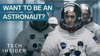 Tech Insider: What It Takes to Become an Astronaut thumbnail