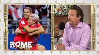 Having FUN At The World Cup Is Ok   The Jim Rome Show