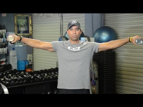 Exercising by Lifting Soup Cans : Exercise Routines Mp3